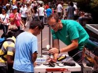 Brentwood Science Magnet School Fair Summer 2010