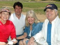 Jackie Raymond, Bob Arbour, Elyse Arbour, Andy Raymond